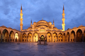 Blue_Mosque_Courtya#6D0EF35
