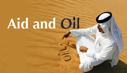 oil and