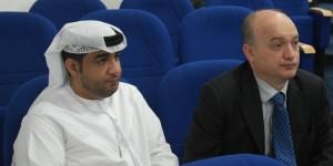 Mr  Khalfan And Elio