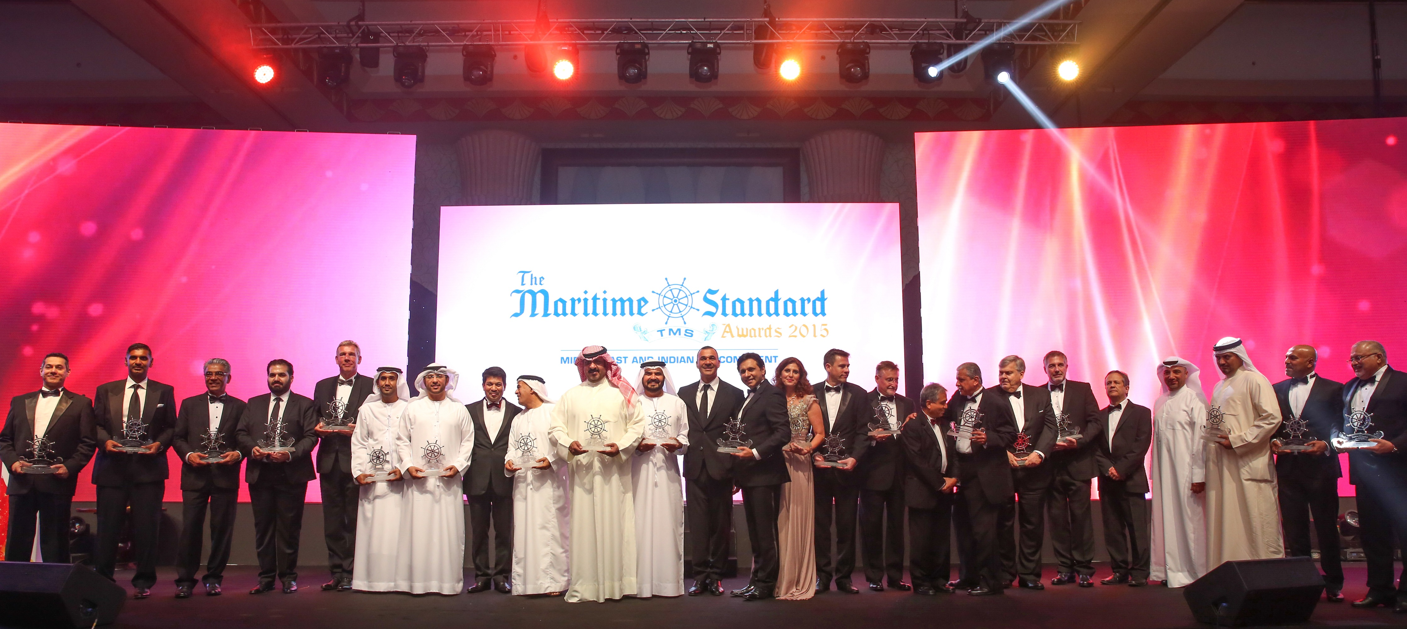 Finalists announced for The Maritime Standard Awards 2016