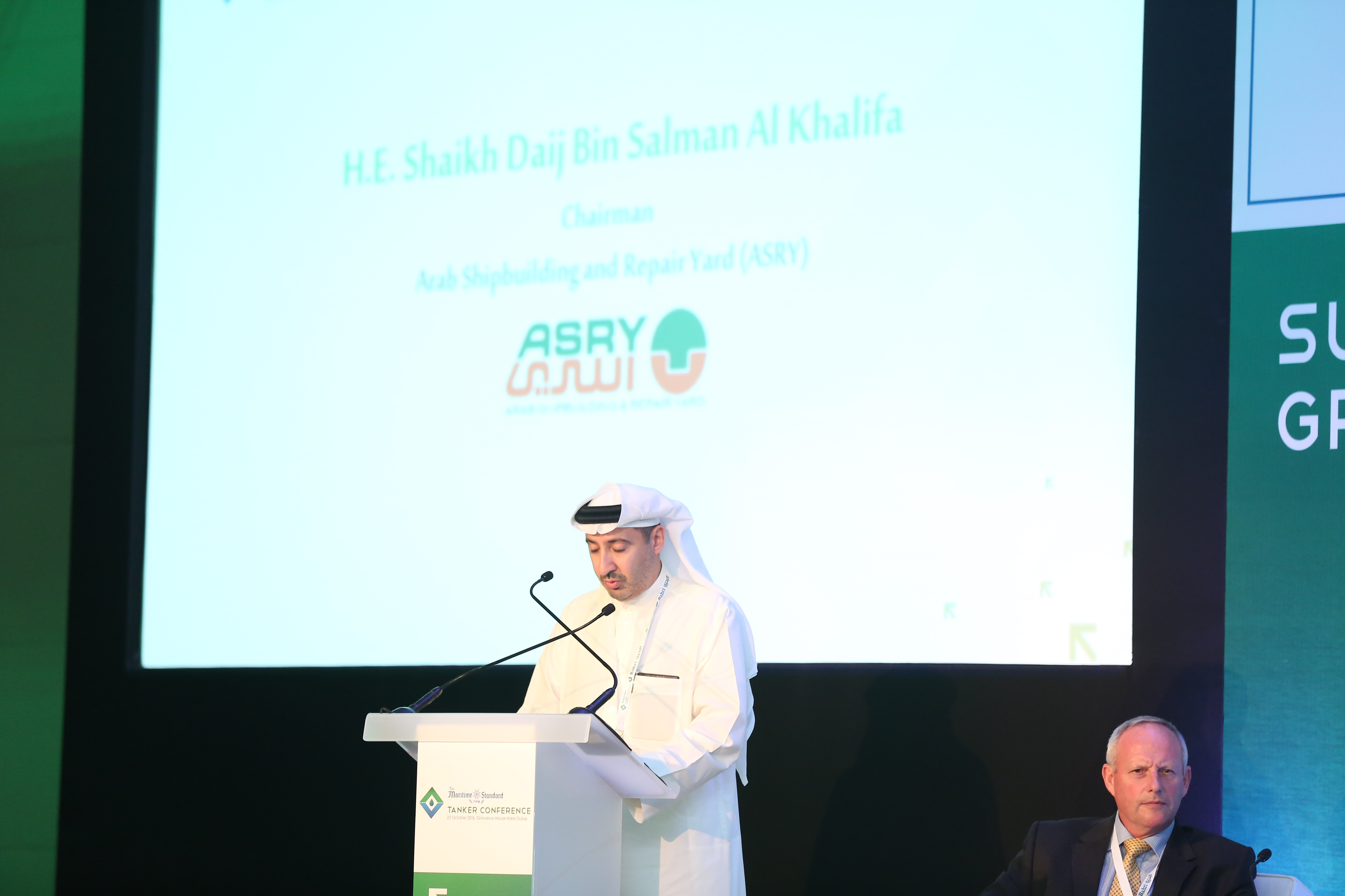 Tanker conference highlights regional growth opportunities - Middle