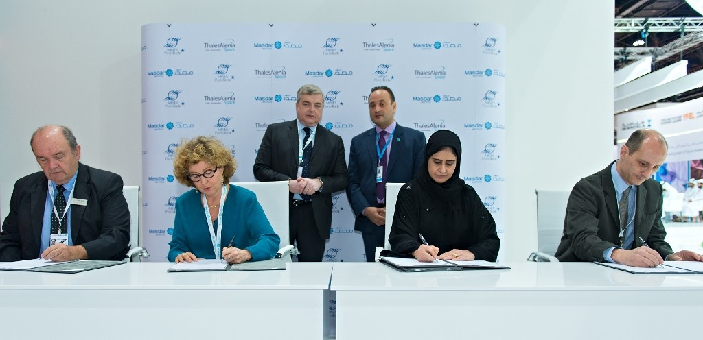 middle_east_business_magazine_MI_signs_MoU_with_THALES_and_ParisTECH