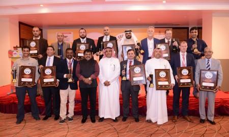 Award Winners - Group Photograph
